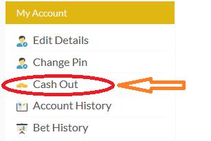 Betboss cashout Feature