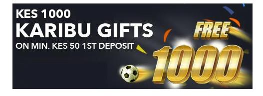 SportyBet Signup bonus