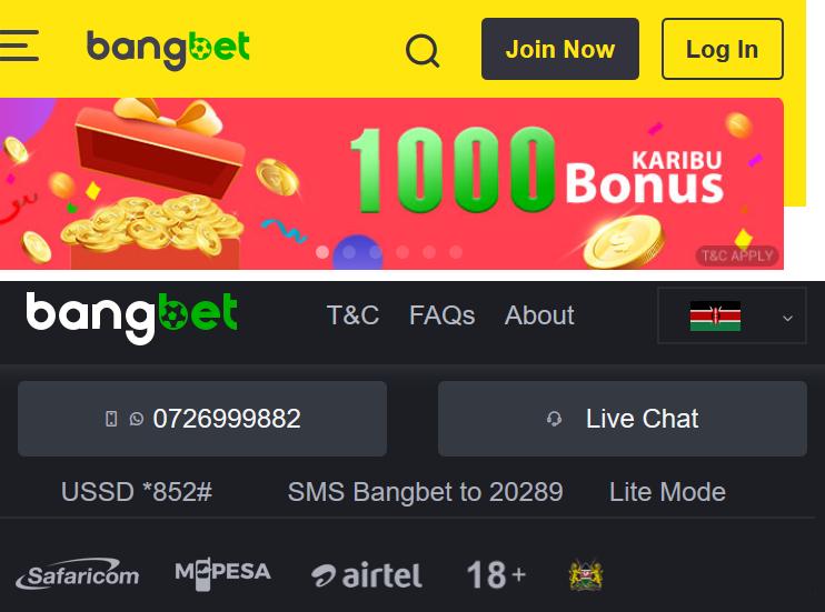 Bangbet Bonus
