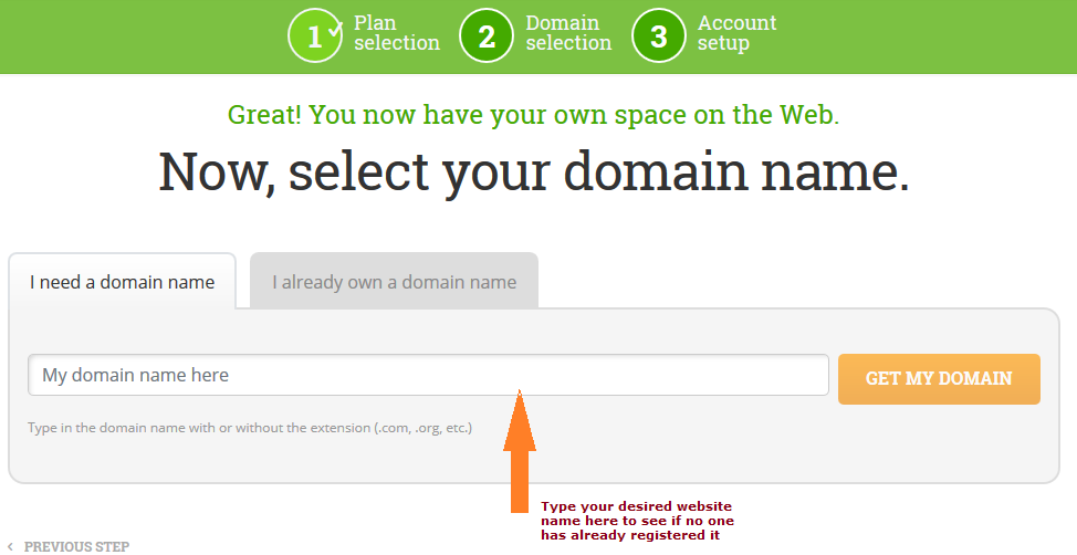 brainstorm domain name