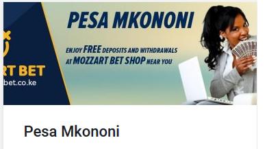 mozzartbet kenya pesa mkononi promotion
