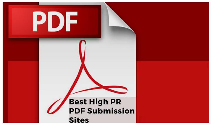 PDF Submission List 2020