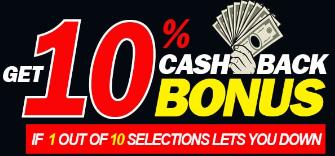 Safaribet Kenya cashback bonus